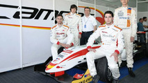 Campos denies struggle to launch 2010 team