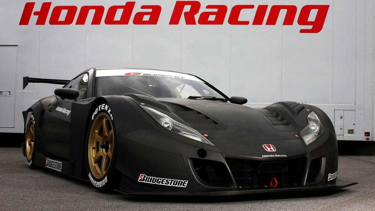 Honda HSV-010 GT