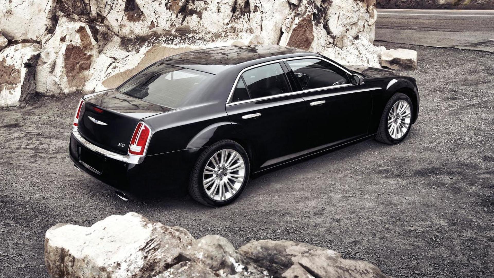 2013 Chrysler 300 Hybrid confirmed