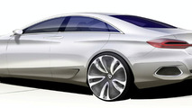 Mercedes AMG New B-Class Based Sedan Further Details