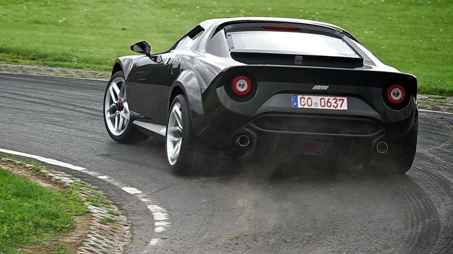 Lancia Stratos revival new videos