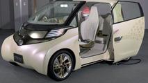 Toyota FT-EV II Electric Vehicle Revealed Ahead of Tokyo Debut