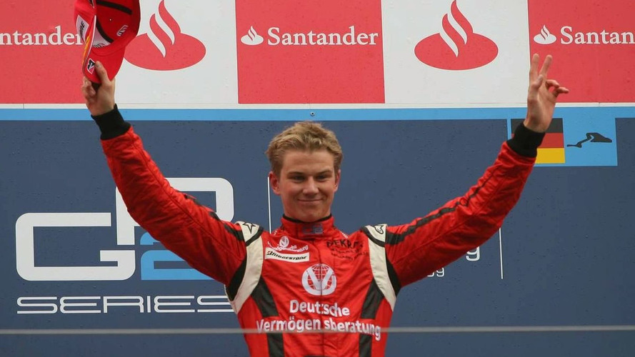 No contact with Ferrari yet - Hulkenberg