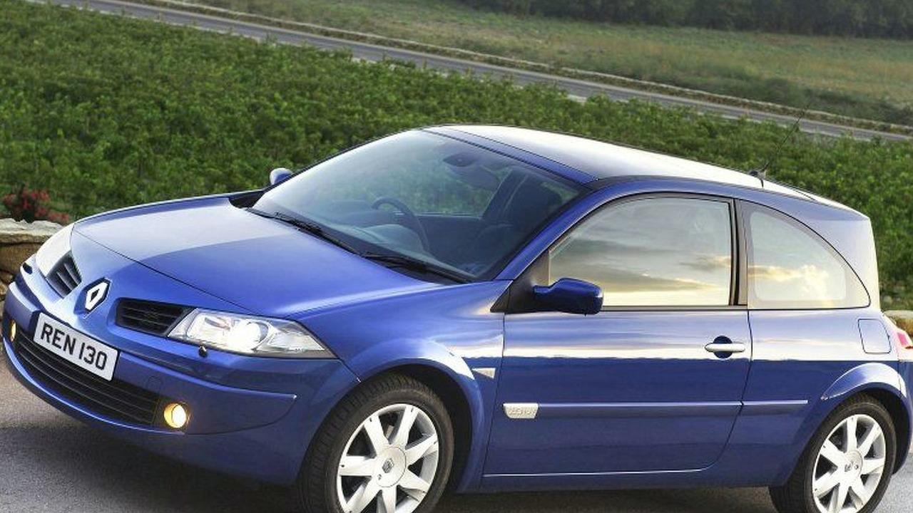 New Renault Megane dCI