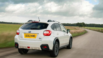 2014 Subaru XV (UK-spec)