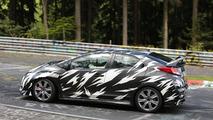 2015 Honda Civic Type R spy photo 13.8.2013