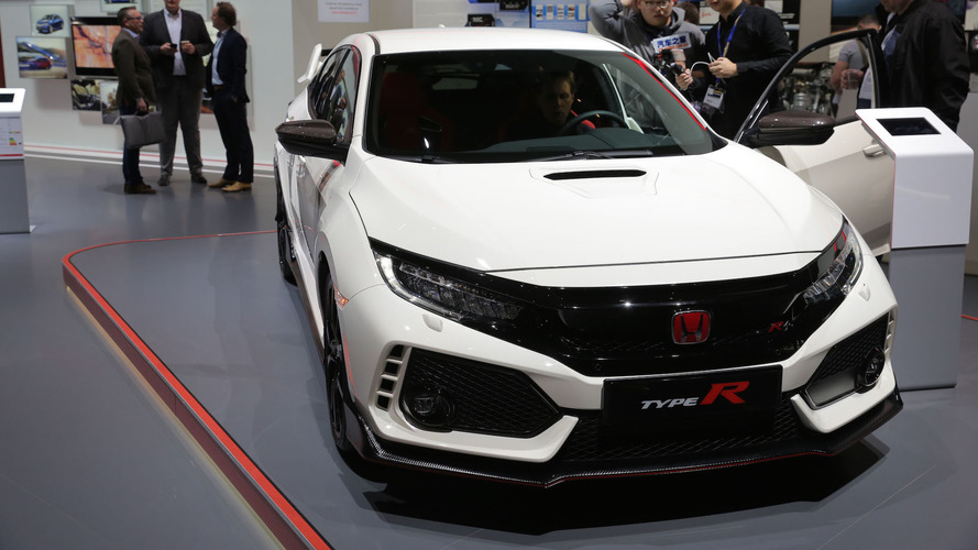 2017 Honda Civic Type R (Production Spec)