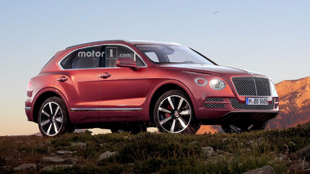 Bentley Bentayga's little brother could be electric