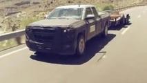 2014 Chevrolet Silverado spy video screen shot 24.9.2012