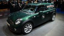 MINI Clubvan concept live in Geneva 06.03.2012