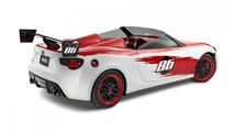 Cartel Customs Scion FR-S speedster concept 09.04.2012
