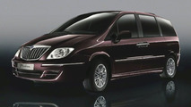 New Lancia Phedra Set for Brussels Motorshow