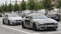 2012 BMW M6 Coupe spied black & silver 04.08.2011