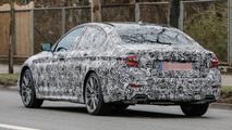 2017 BMW 5 Series spy photo