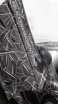 McLaren Sports Series carbon fiber monocoque teased