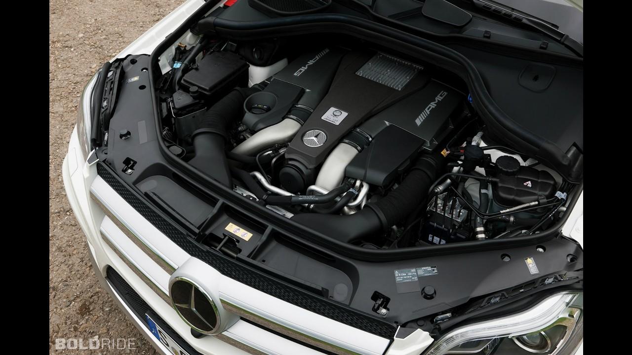 Mercedes-Benz GL63 AMG