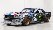 Ken Block's Hoonicorn now packs 1,400 hp via custom biturbo kit