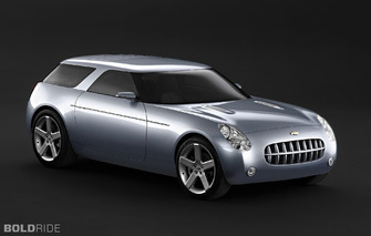Chevrolet Nomad Concept