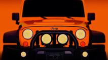 Jeep Wrangler Traildozer concept 27.3.2012