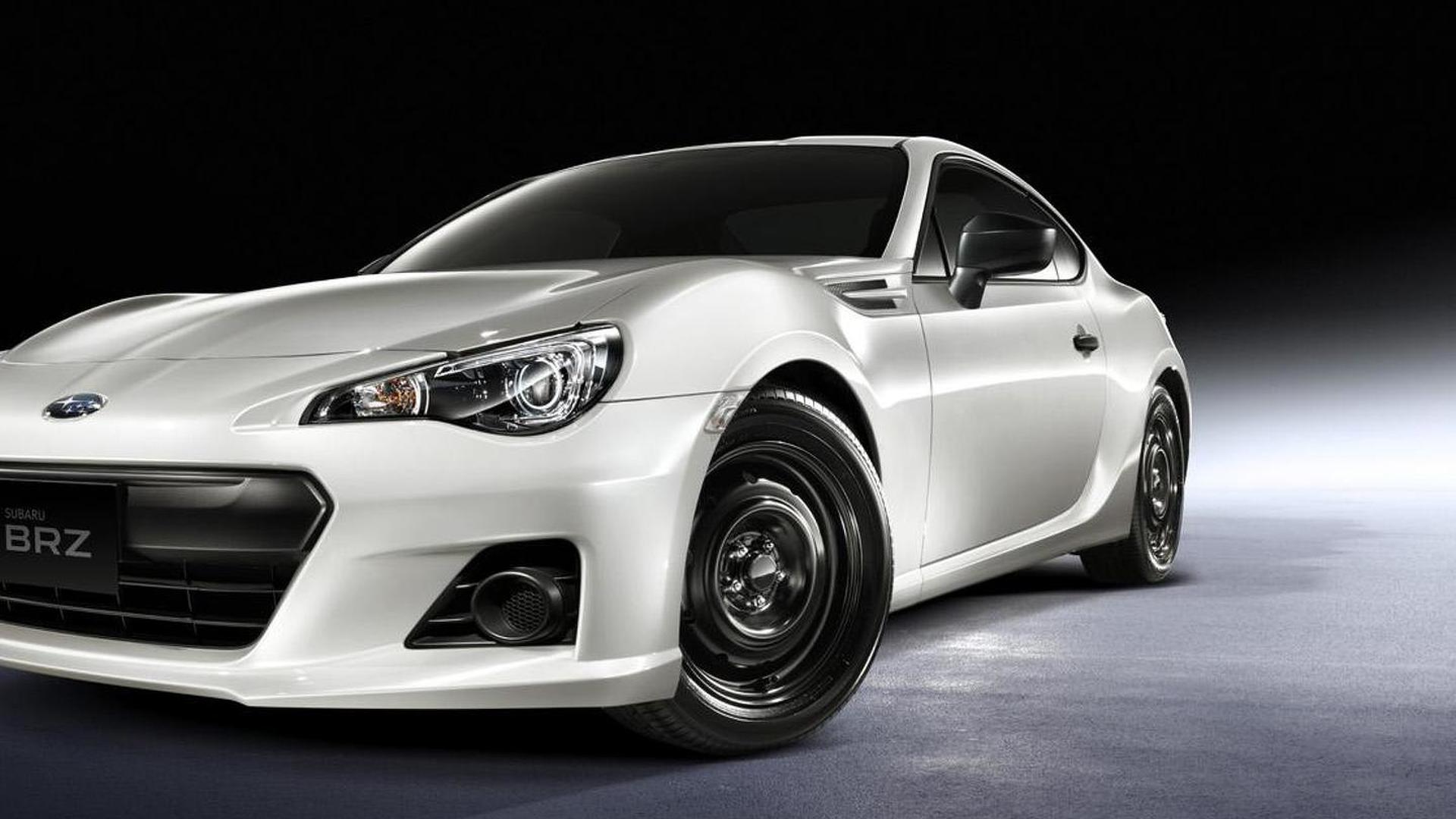 Toyota GT-86 and Subaru BRZ purist-spec versions released (JDM)