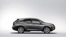 2013 Lexus RX 450h leaked press image