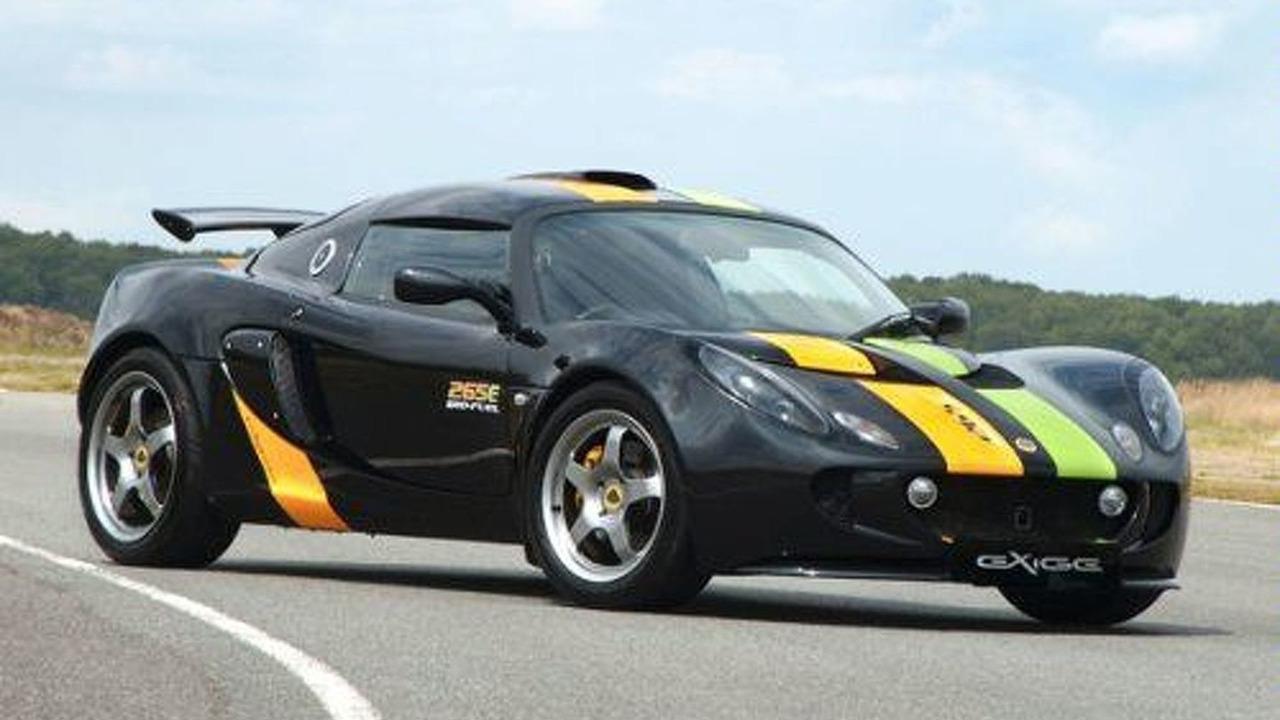 Lotus Exige 265E