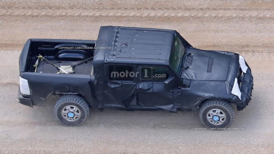 Jeep confirms Wrangler pickup, Wagoneer, Grand Wagoneer on the way
