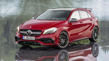 Next-gen Mercedes A45 AMG to have more than 400 bhp