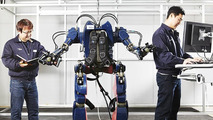 Hyundai develops robot exoskeleton 'Iron Man' suit