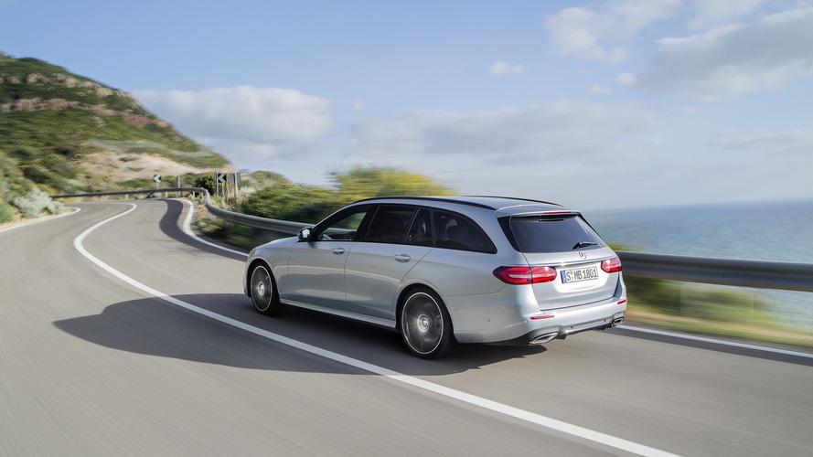 2017 Mercedes E-Class Estate unveiled, will come to the U.S.