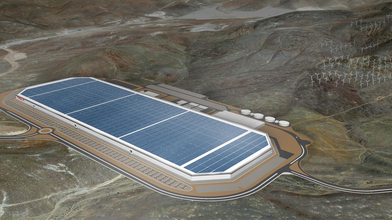 Tesla Gigafactory grand opening end of July
