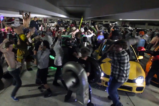 Car Club Does Harlem Shake, Proceeds to Get Weird