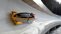 Lotus Refurbishes Bob Sled for Royal Air Force