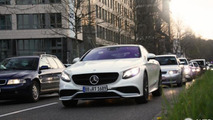 Mercedes-Benz S 65 AMG Coupe launching in July - report