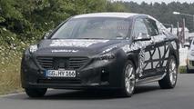 2015 Hyundai Sonata spied in Germany
