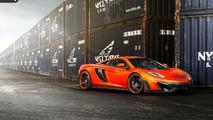 Vorsteiner shows off new pictures of their McLaren MP4-VX