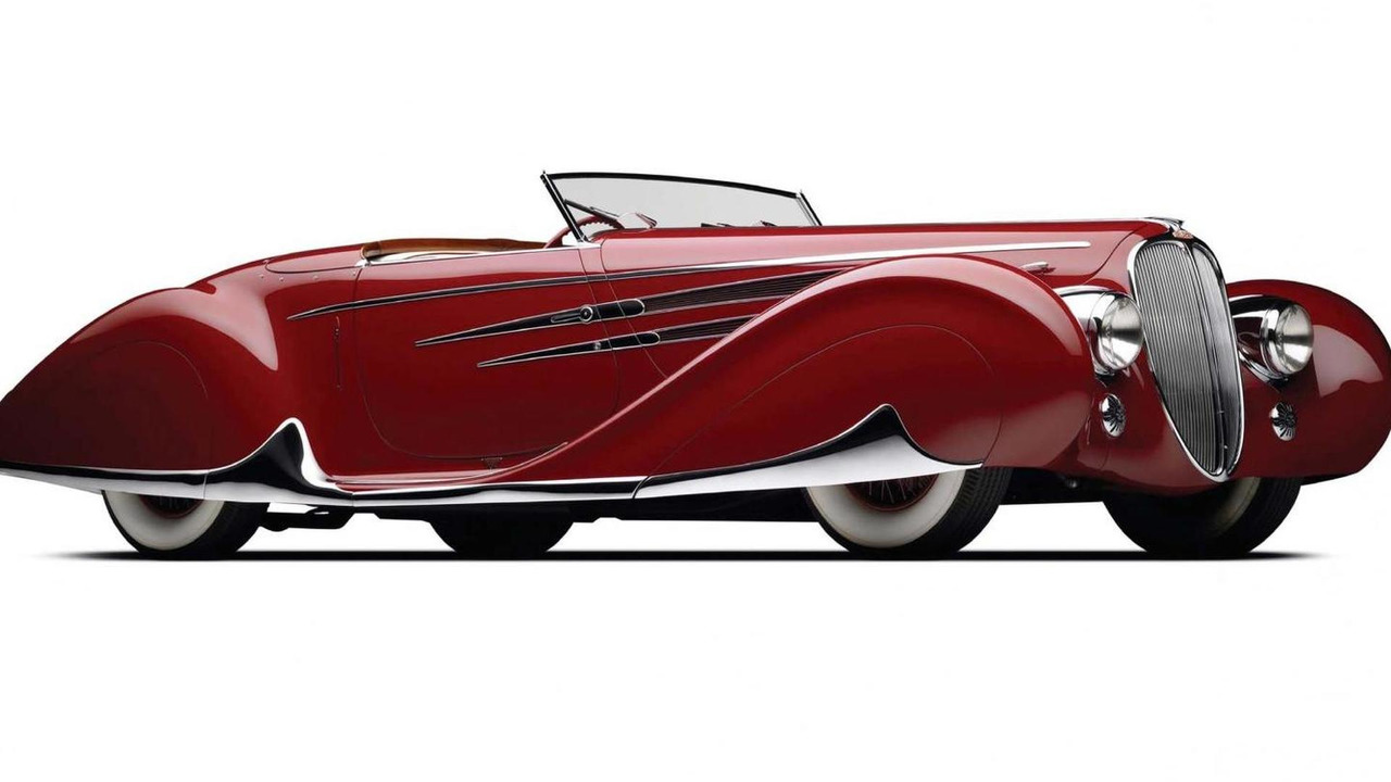 1939 Delahaye Type 165 Cabriolet
