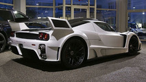 Gemballa MIG-U1 based Ferrari Enzo Revealed