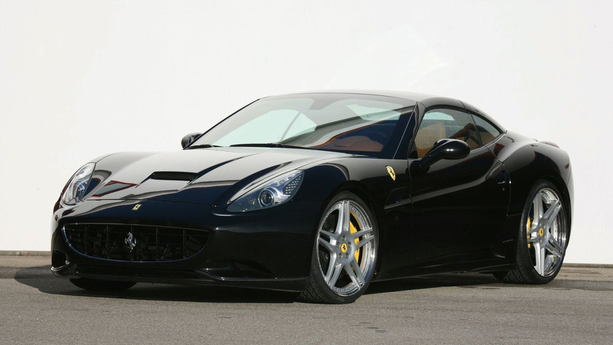 Novitec Rosso Refines the Ferrari California