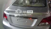 2011 Hyundai Accent / Verna Better Spy Photos Surface - Not the Elantra