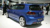 VW Golf R in Detail