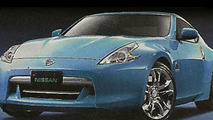 Nissan 370Z Hybrid in the Works?