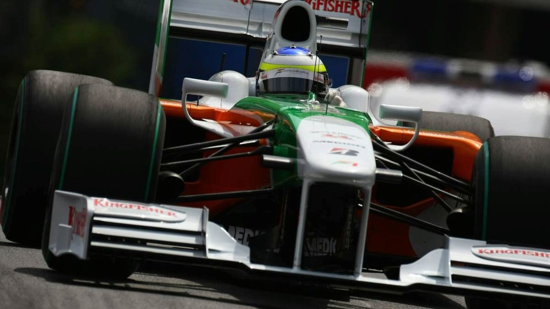 Fisichella's name to disappear from GP2 grid