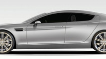 Aston Martin Rapide First Details Released