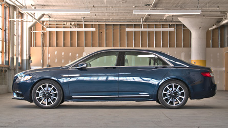 2017 Lincoln Continental | Why Buy?