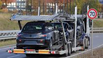 2017 Mercedes E-Class Coupe spy photo