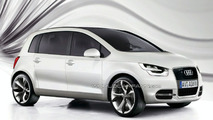 Audi A2 concept headed for Frankfurt debut - report