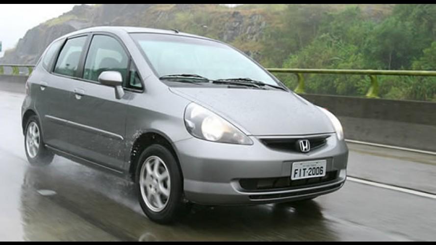 Seguro AutoFácil para Honda Fit 2006 custa apenas R$ 79,90 mensais