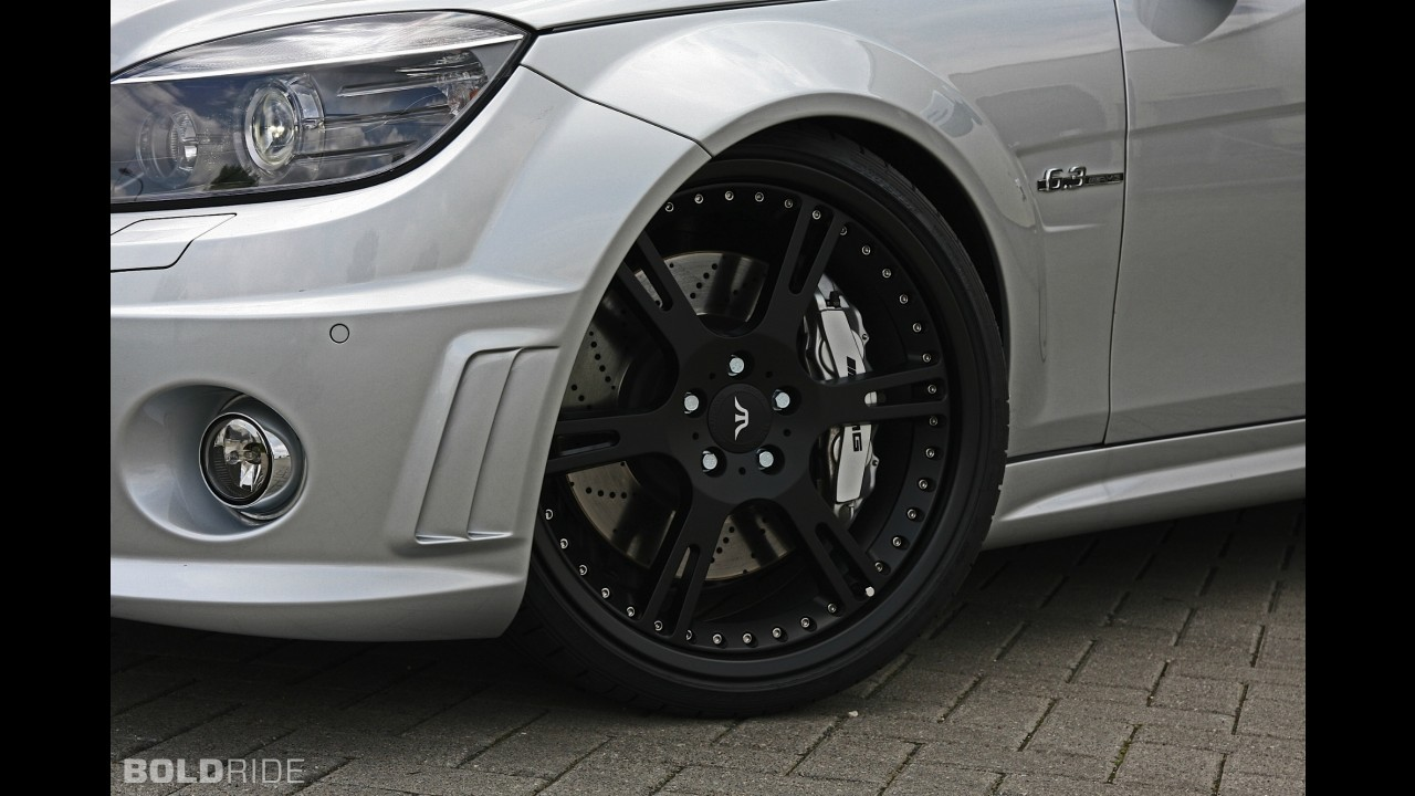 Wheelsandmore Mercedes-Benz C63 AMG