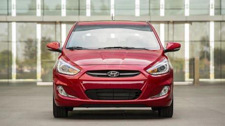 Hyundai Accent facelift revealed with subtle updates